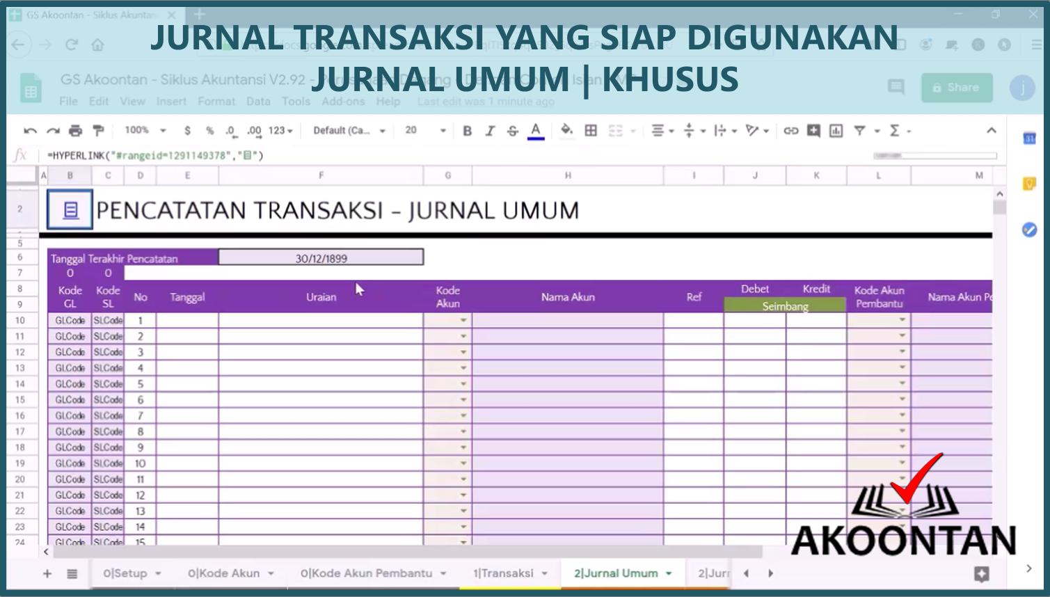 Akuntansi ID - Aplikasi Online - Jurnal